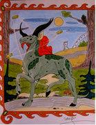 Конкурс 1000 стилей стиль картин Билибина - DSCN3462.JPG