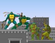 TMNT рисунки от Michelangelo - Tmnt_coloured1.jpg
