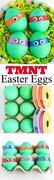 Изображения TMNT, их символика и т.п. на различных предметах - Пасха_Черепашки.jpg