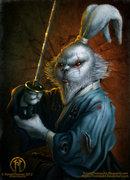 Зарубежный Фан-Арт - usagi_yojimbo_by_bigboithomas84-d5kcjcz.jpg