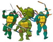 TMNT рисунки от Michelangelo - 2k3_coloured.jpg