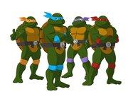 TMNT рисунки от Michelangelo - tmnt1_coloured.jpg