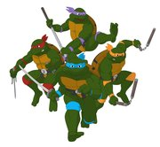 TMNT рисунки от Michelangelo - OT1_coloured.jpg