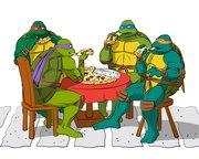 TMNT рисунки от Michelangelo - 2k3_1_colored.jpg
