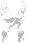 TMNT рисунки от Michelangelo - OT_2_shade.jpg