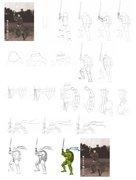 TMNT рисунки от Michelangelo - Drawing.jpg