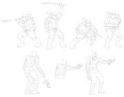 TMNT рисунки от Michelangelo - TMNT_4.jpg