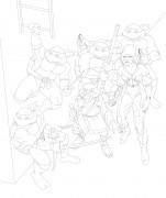 TMNT рисунки от Michelangelo - Adventures1.jpg