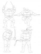 TMNT рисунки от Michelangelo - Destroyed.jpg