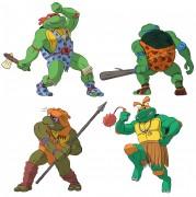 TMNT рисунки от Michelangelo - Turtlestones_coloured.jpg