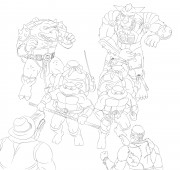 TMNT рисунки от Michelangelo - Tales_2.jpg