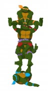 TMNT рисунки от Michelangelo - pyramid_colored.jpg