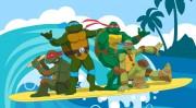 TMNT рисунки от Michelangelo - Cowabunga_colored.jpg