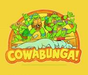 TMNT рисунки от Michelangelo - Cowabunga1.jpg