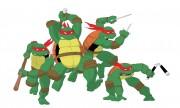 TMNT рисунки от Michelangelo - Turtles_mirage_group.jpg