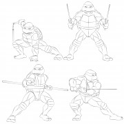 TMNT рисунки от Michelangelo - movie.jpg