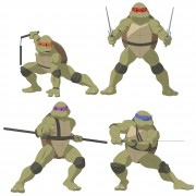 TMNT рисунки от Michelangelo - Movie_colored.jpg