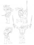 TMNT рисунки от Michelangelo - 2007.jpg