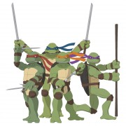 TMNT рисунки от Michelangelo - 2007_group.jpg