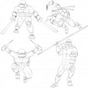 TMNT рисунки от Michelangelo - Dan Duncan.jpg
