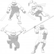 TMNT рисунки от Michelangelo - Dan Duncan_shade.jpg