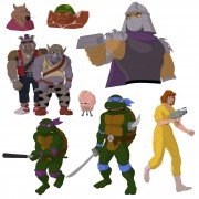 TMNT рисунки от Michelangelo - Sw_colored.jpg