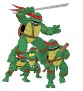 TMNT рисунки от Michelangelo - Kirby_colored.jpg