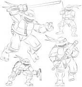 TMNT рисунки от Michelangelo - Kirby.jpg
