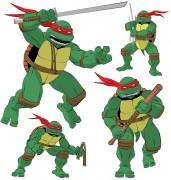TMNT рисунки от Michelangelo - Kirby_colored1.jpg