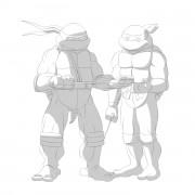 TMNT рисунки от Michelangelo - meet_shade.jpg