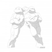 TMNT рисунки от Michelangelo - Meet3_shade.jpg