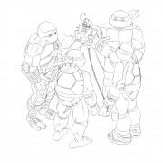 TMNT рисунки от Michelangelo - MW.jpg