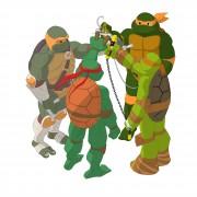 TMNT рисунки от Michelangelo - MW_coloured.jpg