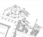 TMNT рисунки от Michelangelo - Rooftop_shade.jpg