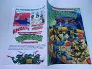 Продам комиксы Черепашки-ниндзя: Приключения от Archie - tmnt-1-02.JPG