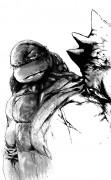 TMNT рисунки от viksnake - Изображение 002.jpg