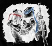 Зарубежный Фан-Арт - Turtle_sketch_2_by_namcohoroshy.jpg
