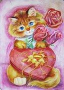 Творчество Махайрод - Kitten.jpg