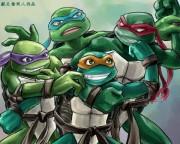 Зарубежный Фан-Арт - Turtles_by_E_1213.jpg
