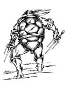 TMNT рисунки от Demon-Alukard а - Quick_Sketch_Raphael 2.png