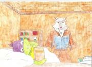 TMNT рисунки от ВиКи - Изображение 018.jpg