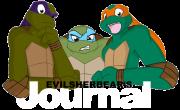 Зарубежный Фан-Арт - Journal_Header_by_evilsherbear.png