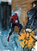 Свежак. На первой голимой версии Морлан нарисован в фотошопе. - Spider.jpg