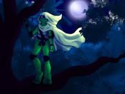 Зарубежный Фан-Арт - __The_ghost_of_the_Jungle___by_Mi_Star.jpg