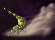 Зарубежный Фан-Арт - TMNT_Donatello_by_Averno7.jpg