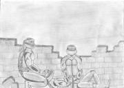 TMNT рисунки от ВиКи - Изображение 031.jpg