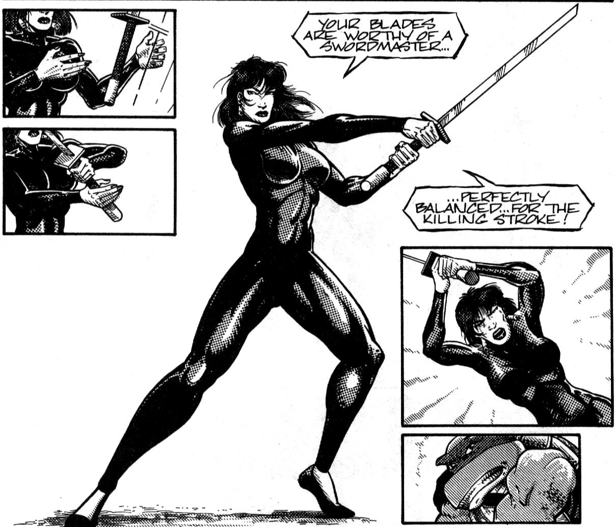 Караи из комиксов (3)