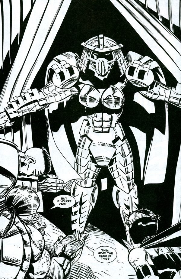 Karai from comics (5)