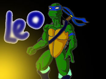 Leoтnardo (by Donatello)