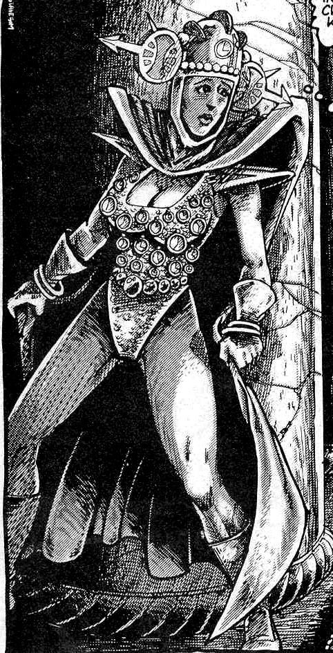 Ренет Тилли from comics (2)